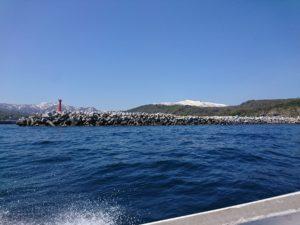 (^^)よい天気ですね!明日も海に行きますよ~!